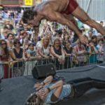 Spectacle Chippendales foire internationale Nancy