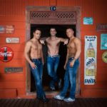 Stripteaseurs Metz Mathéo, Tyler et Bryan